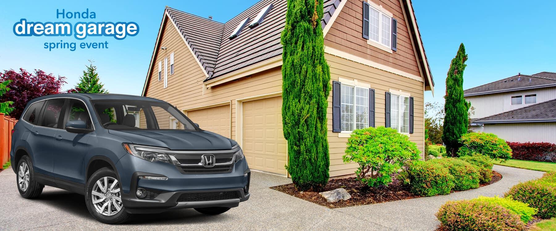 Honda Dream Garage Spring Event 2019 Pilot Slider