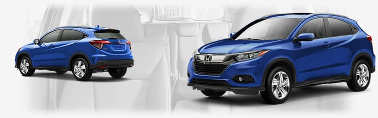 Honda HR-V Awards
