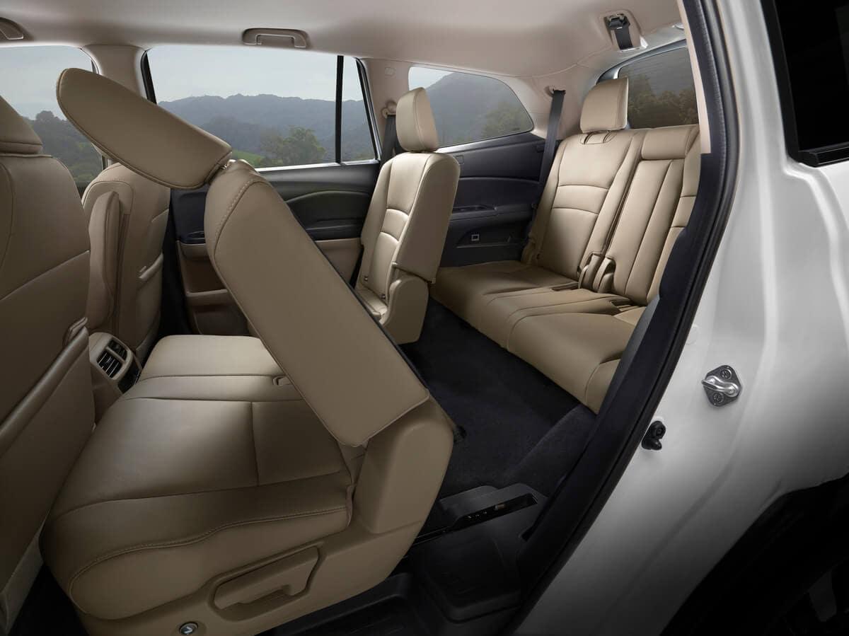 What Makes The 2020 Honda Pilot Interior So Family Friendly Hampton Roads Honda Dealers