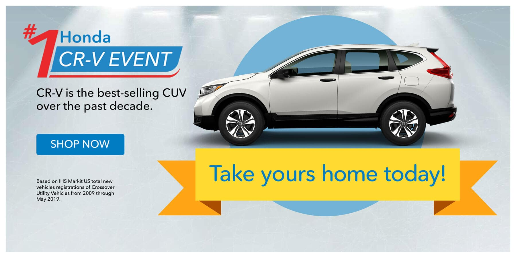 #1 Honda CR-V Event Hampton Roads Honda Dealers HP Slide