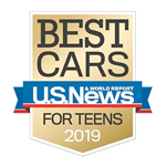 U.S. News & World Report 2019 Best New SUV for Teens Honda HR-V