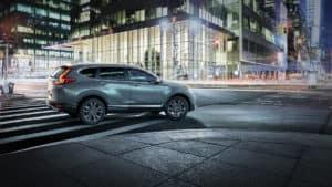 2020 Honda CR-V Powertrain Hero