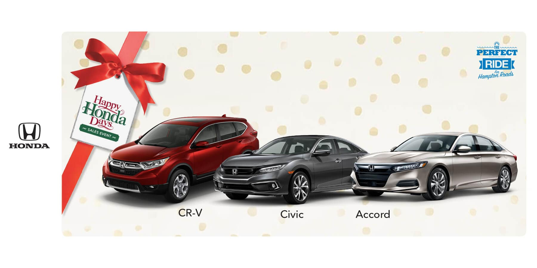 Happy Honda Days Sales Event Hampton Roads Honda Dealers HP Slide