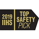 Honda Passport 2019 IIHS Top Safety Pick