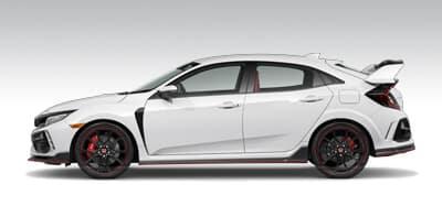 Honda Civic Type R Models Page Image