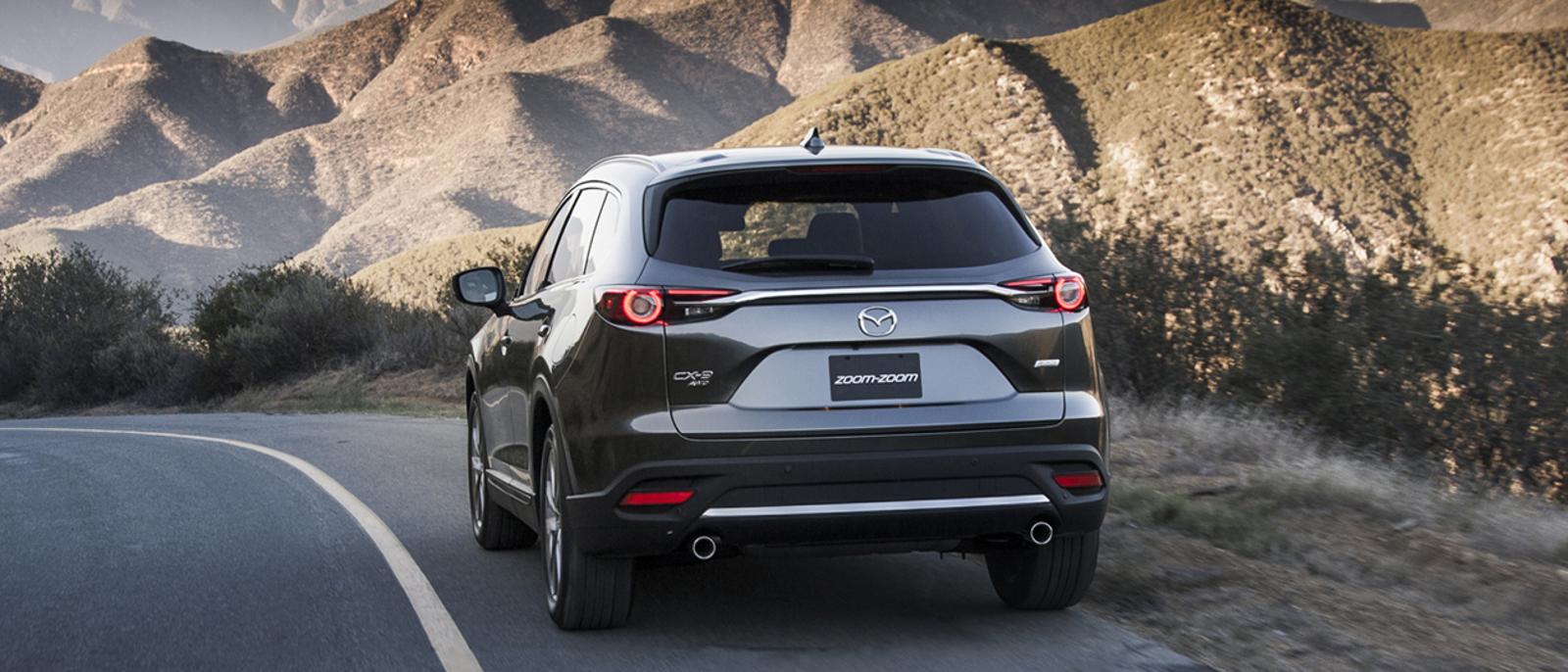 2016 Mazda CX-9 Rear Exterior