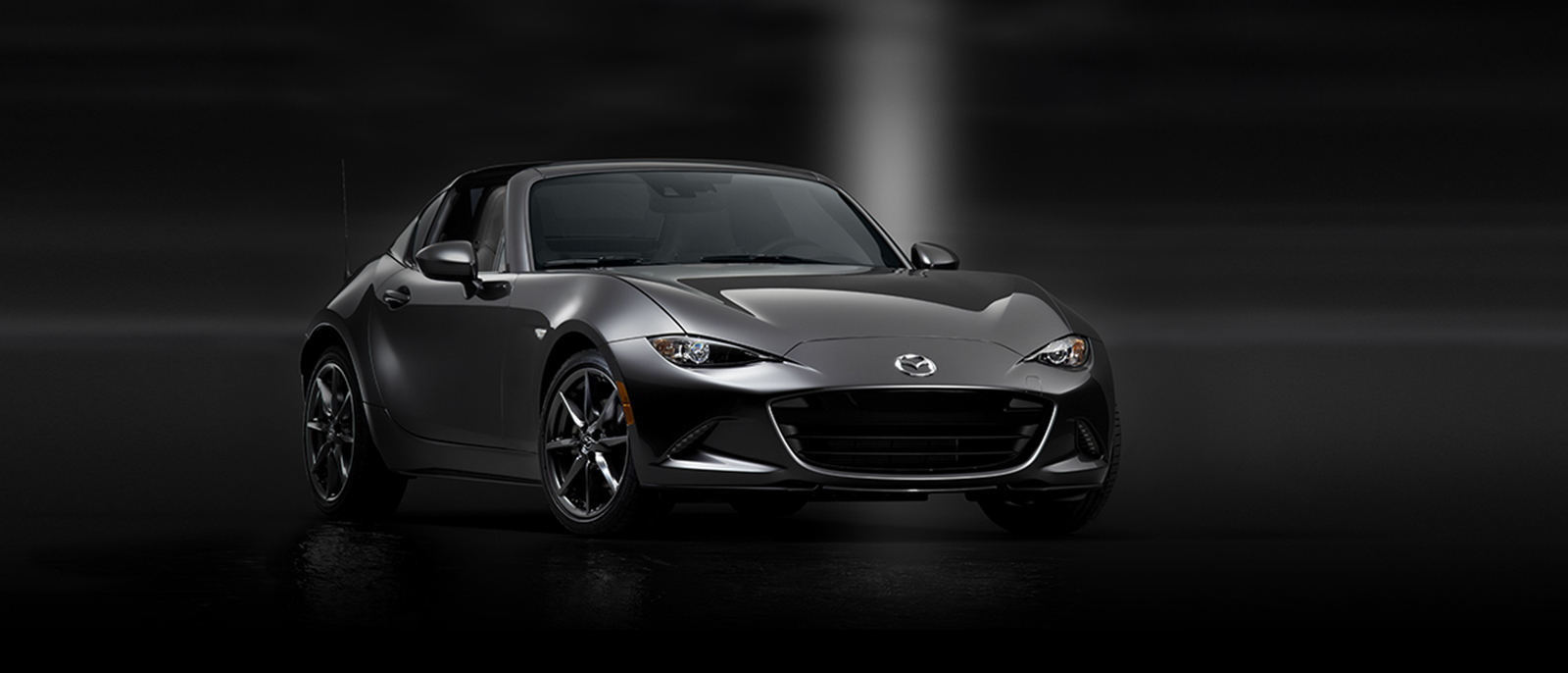 2016 Mazda MX-5 RF front view