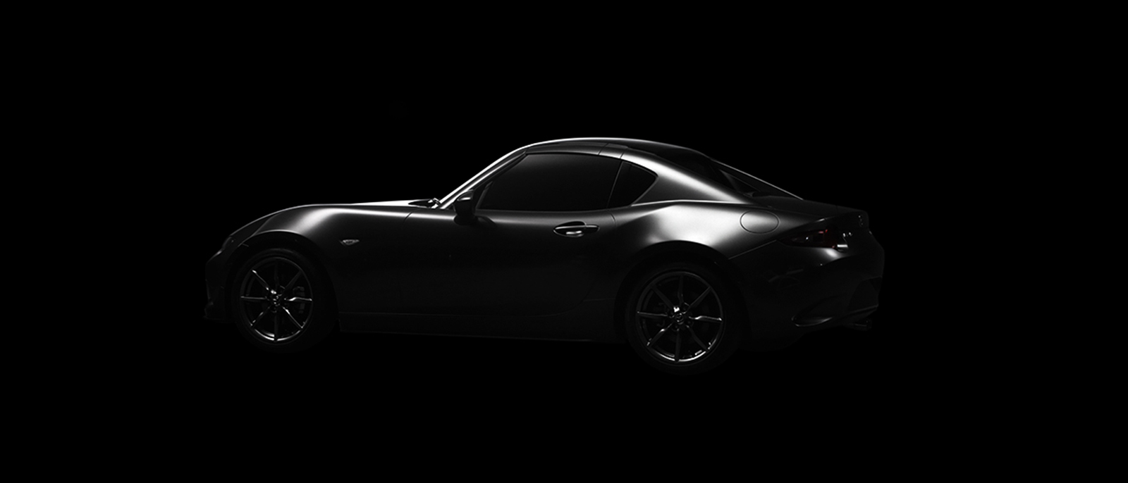 2016 Mazda MX-5 RF side view