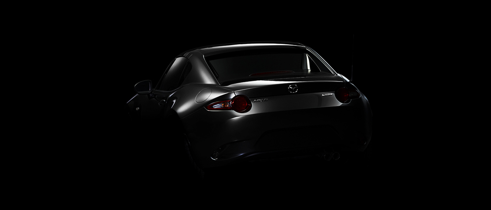 2016 Mazda MX-5 RF rear view