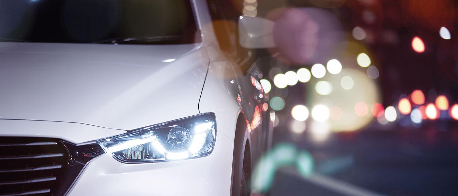 2017 Mazda CX-3 headlight