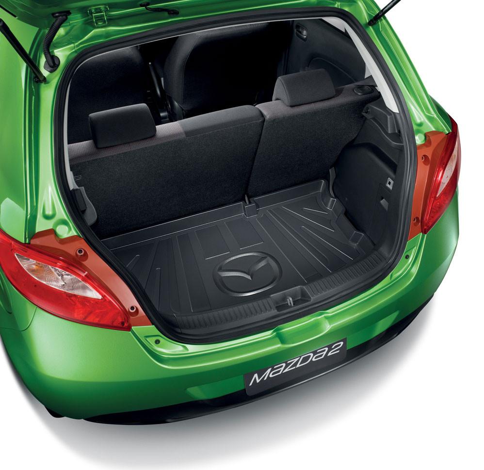 Mazda 2 Cargo Tray Mat