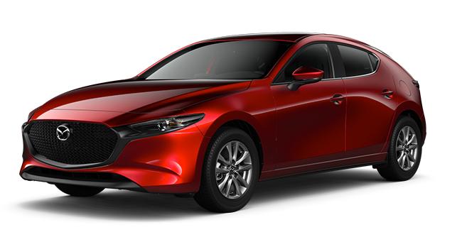 2021 Mazda3 Sport GX