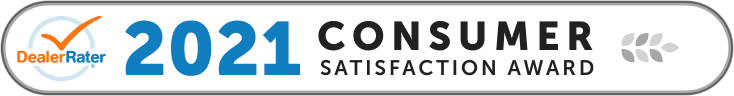 Harris Mazda - 2021 Consumer Satisfaction Award