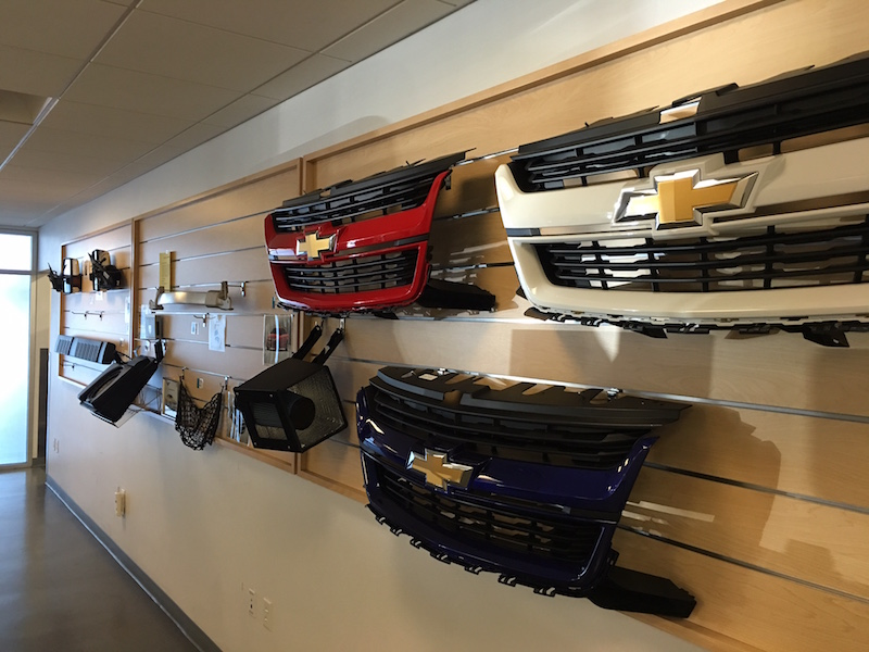 henderson chevrolet new and used parts