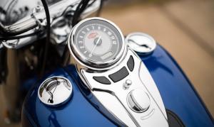 Heritage Softail Classic Speedometer