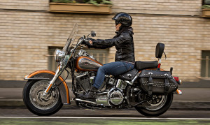 Riding Heritage Softail Classic