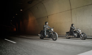 riders on 2015 Night Rod Special
