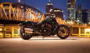2015 Night Rod Special exterior