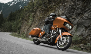 Road Glide in the Hills