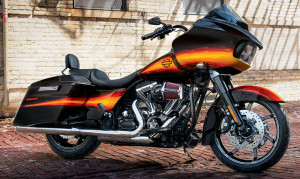Road Glide Bright Orange