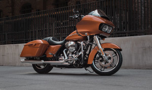 Orange Road Glide