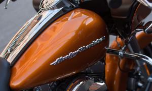 Road Glide Harley Logo