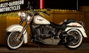 Softail Side View