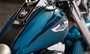 Softail Blue Feature