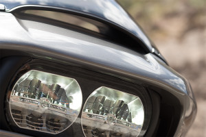 Road Glide Headlight