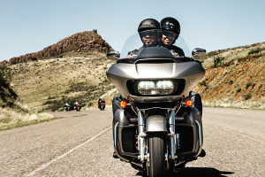 Road Glide Ride Front
