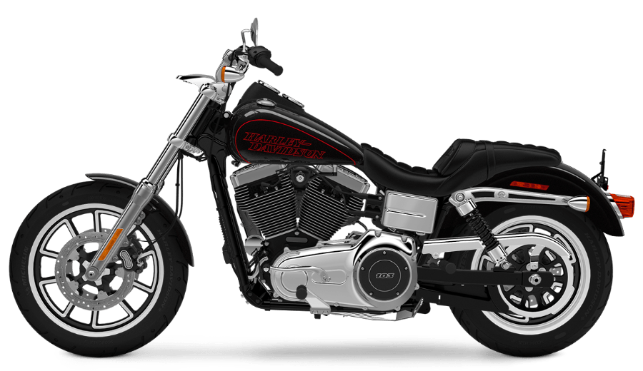 2015 Low Rider Black TP