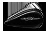 2015 Street Glide Special Vivid Black color