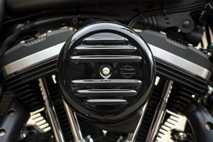 2016 Iron 833 engine