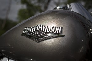 2016 Road King Harley-Davidson Decal