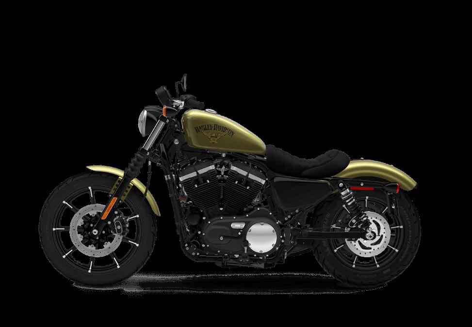 2016 Iron 833 TP Olive