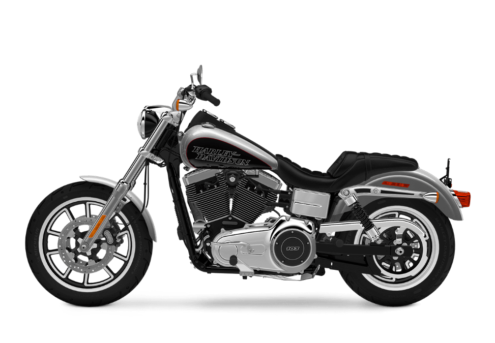 2016 Low Rider Billet Silver