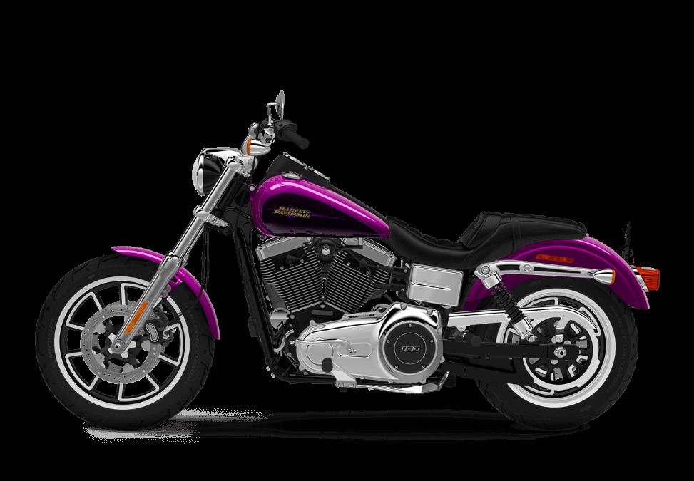 2016 Low Rider Purple Fire