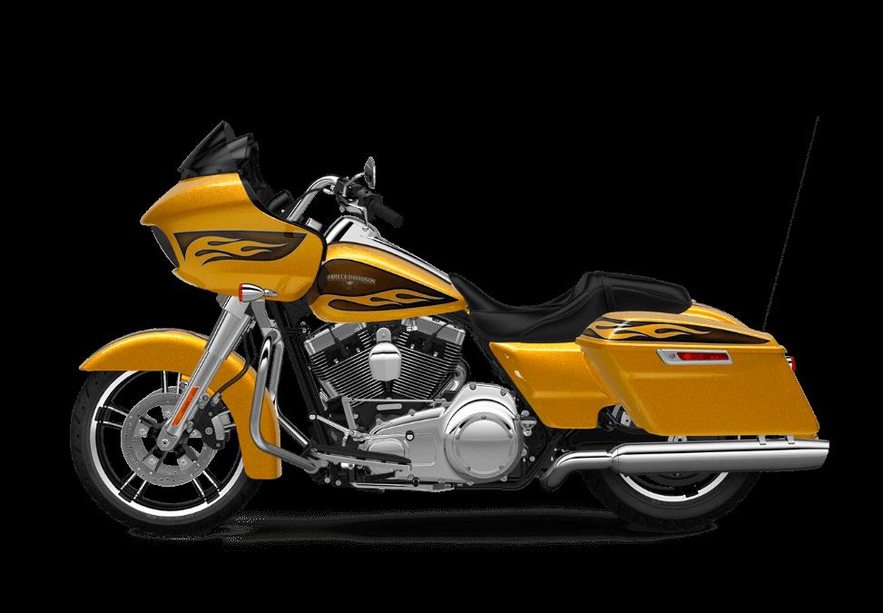 2016 Road Glide HC Gold Flake