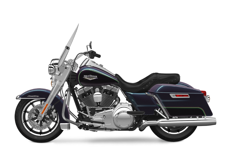 2016 Road King Deep Jade