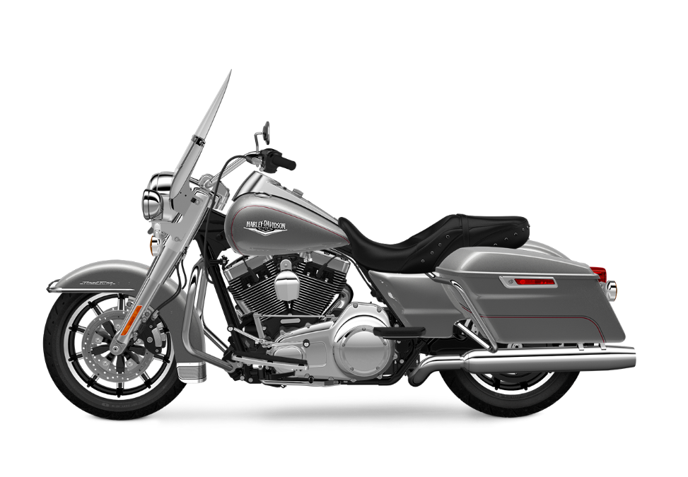 2016 Road King Silver TP