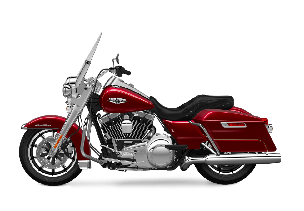 2016 Road King Velocity Red TP