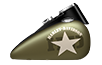 2016 Softail Slim S Tank Olive
