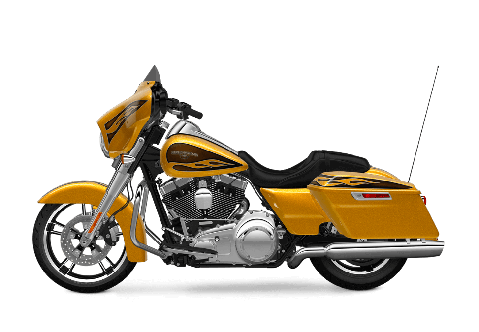 2016 Street Glide Special Gold