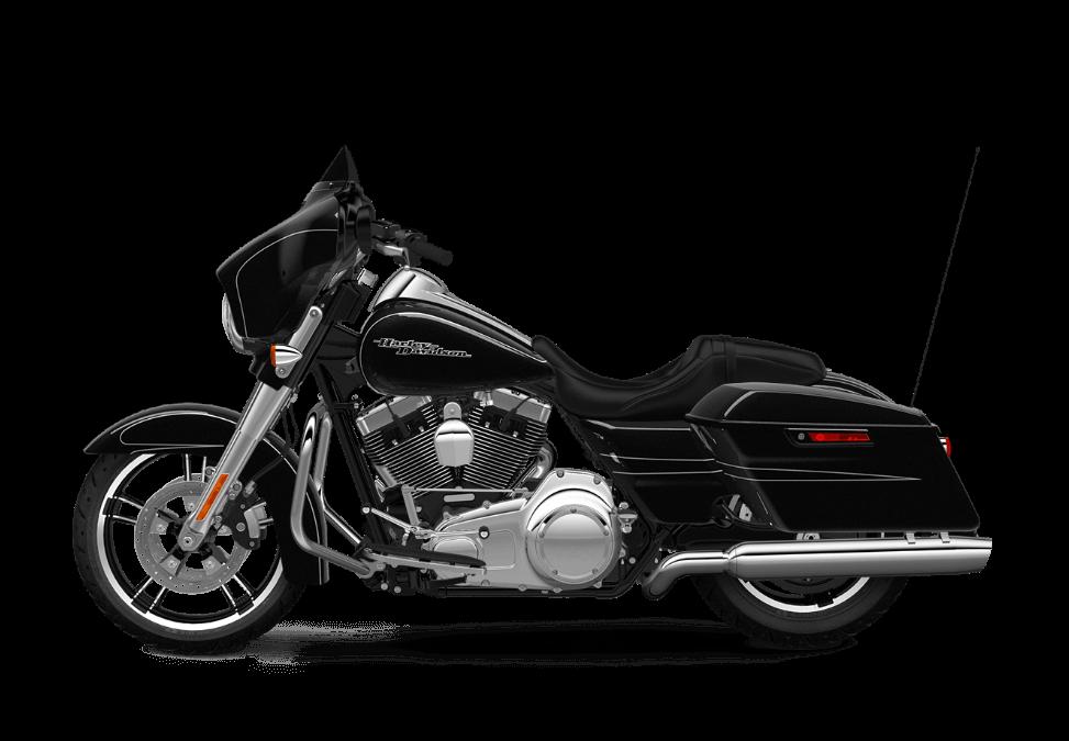 2016 Street Glide Special Vivid Black