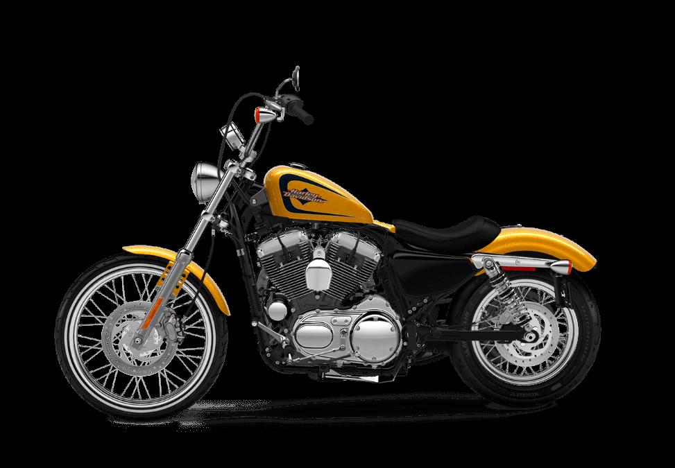 Harley-Davidson Seventy-Two®HC Gold Flake
