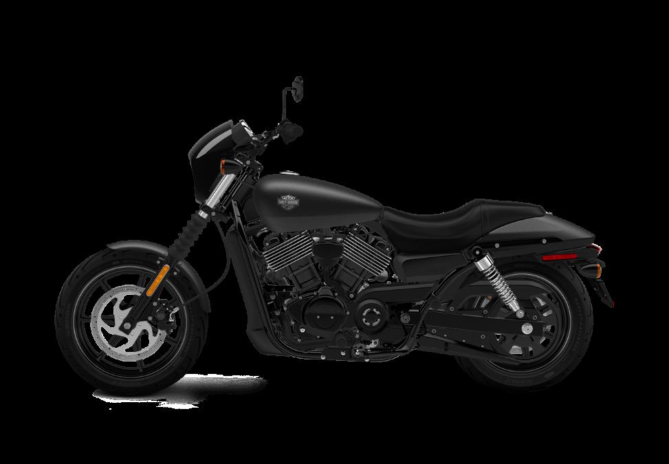 Harley-Davidson Street® 750 black denim