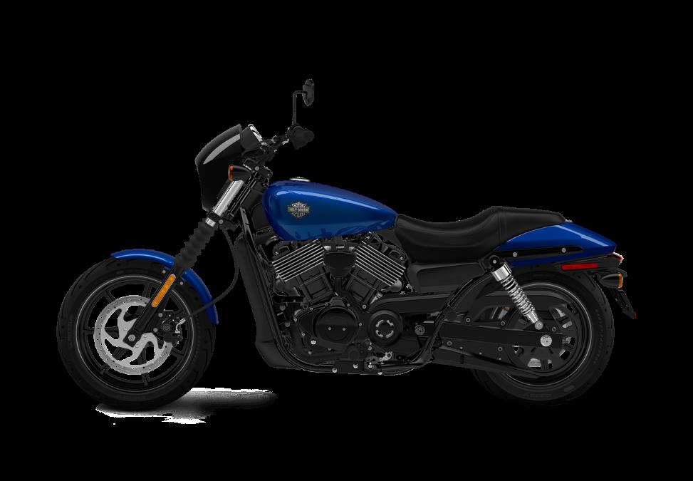 Harley-Davidson Street® 750 superior blue