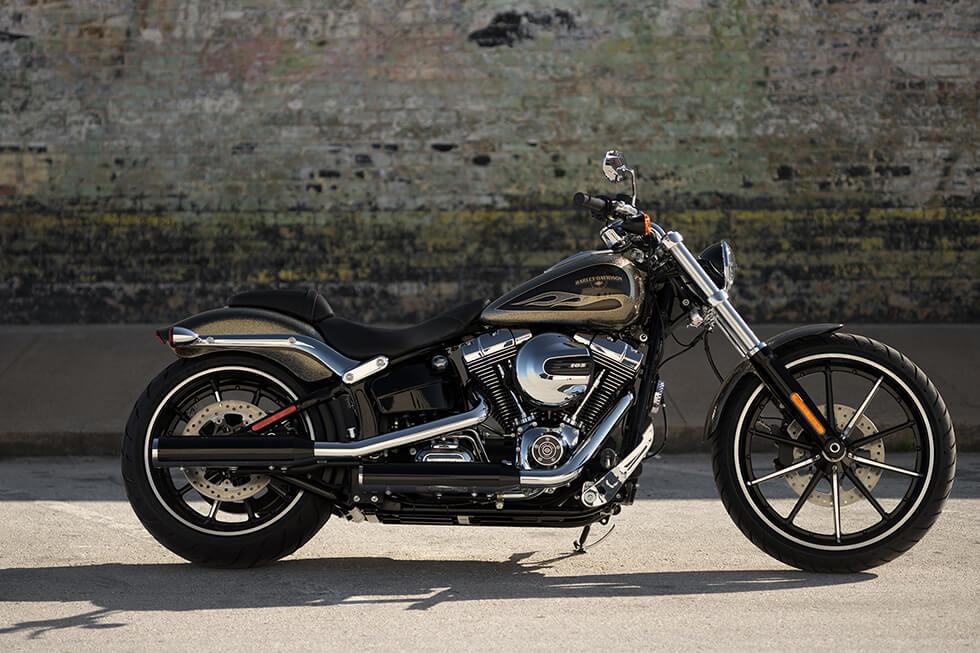 2017 Harley Davidson Breakout At High Octane Harley Davidson