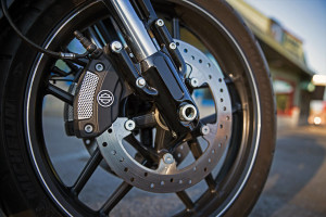 2016 Night Rod Special brake caliber