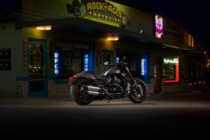 2016 Night Rod Special in Charcoal